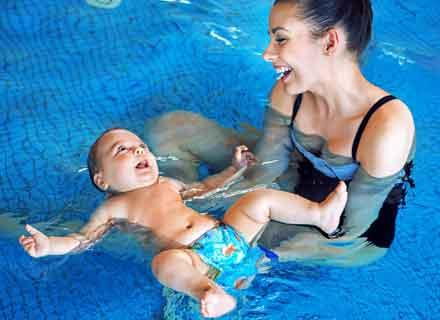corso per neonati dai 6 mesi ai 3 anni piscina vadobbiadene treviso
