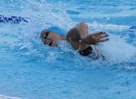 nuoto libero piscina grande coperta interna valdobbiadene treviso