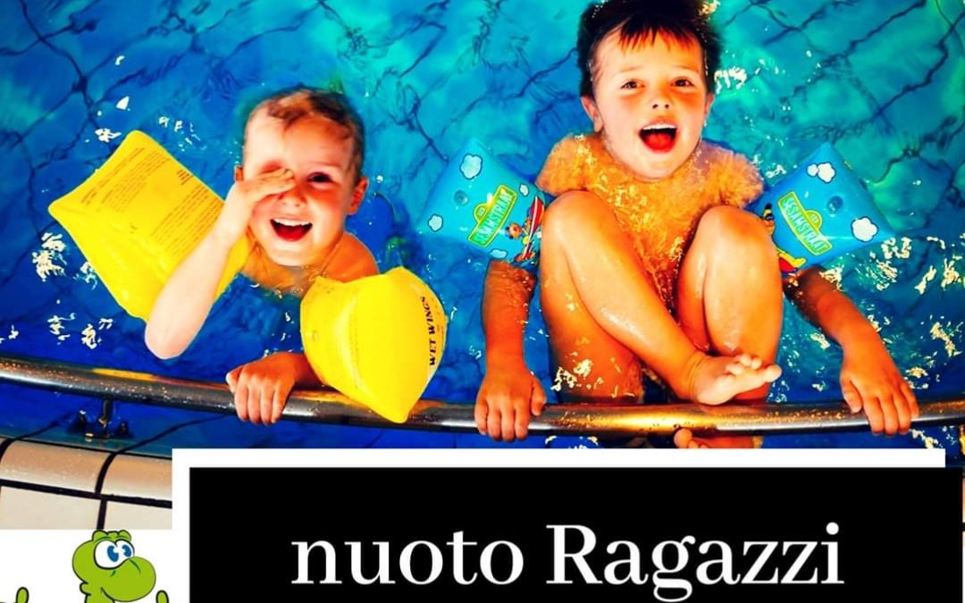 Conferma Scuola nuoto Ragazzi trimestre Gennaio-Marzo 2020